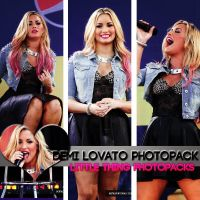 Photopack Demi Lovato. by TheClimbPhotopacks