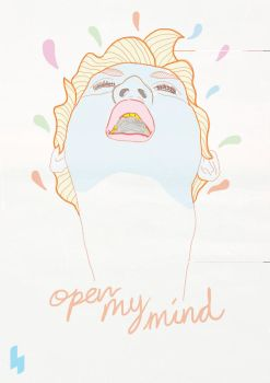 open my mind by hakimforina