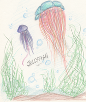 Day 5: Jellyfish by LCD-Production