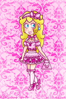.: Collab: Stylish Pink Princess :. by PinkPrincessBlossom