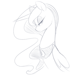 Luna doodle by TheSassyJessy