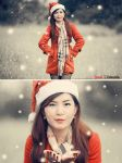 Let it snow v.1 by bwaworga