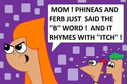 Phineas and Ferb swore by AVRICCI