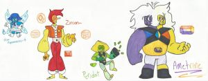 SU Gem Adopts: WANTED Edition: (CLOSED) by EchoDitto