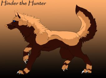 Hinder by SafireCreations