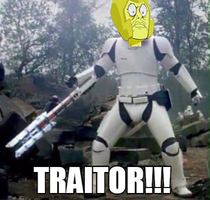 Traitor! by TheRealROACH3467
