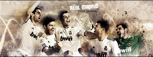 Real Madrid by Graphfun
