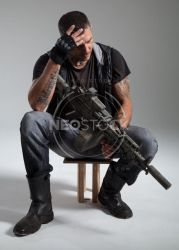 Lou Post Apocalyptic 113 - Stock Photography by NeoStockz