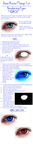 Recoloring Eyes for Gimp by droz928