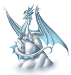 dragon White by Lordstevie