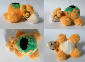 Sleeping Numel Mini Beanie Plush