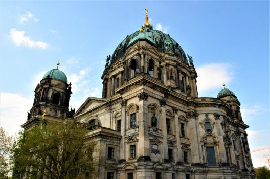 Berliner Dom by Furuhashi335
