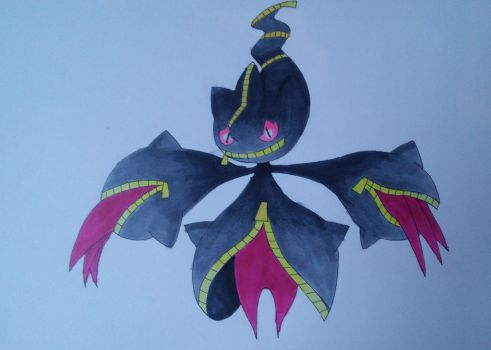 mega banette by Shadow-Storm99
