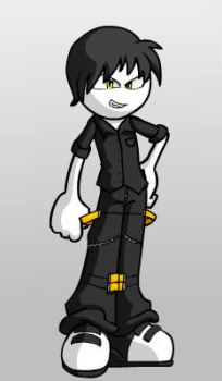 Just me as hedgehog :D by Plevel