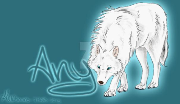 She Wolf by Anyriell