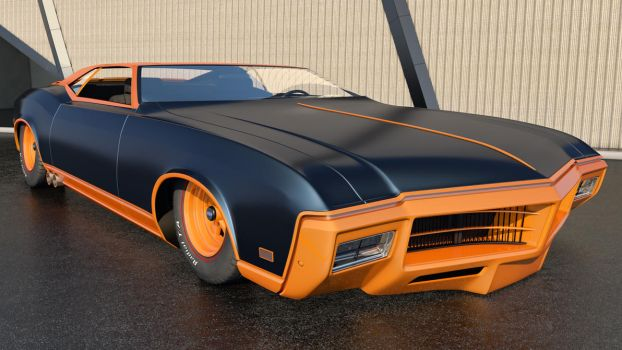 1969 Buick Riviera by SamCurry