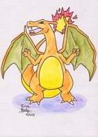 Charizard by Erikku8