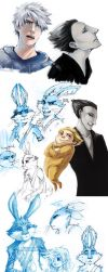ROTG doodles and sketches 02 by Sardiini
