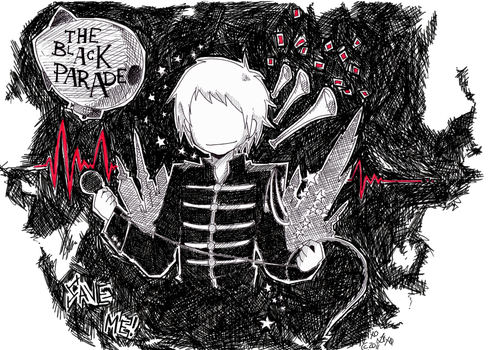 MCR :: Life Ain't Just A Joke by Beny-Girl