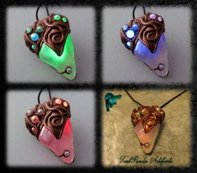 Copper Dawnstone - Indoors by TealpandaArtifacts
