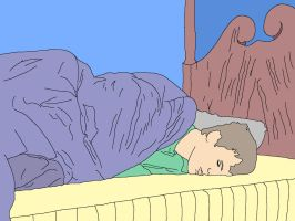 Sleep Colored by ChaosTears
