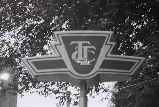 The TTC Sign At St Andrew Station by Neville6000
