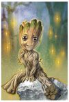 Baby Groot by StephaneRoux