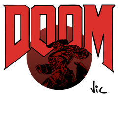 Doom by victorabbe666