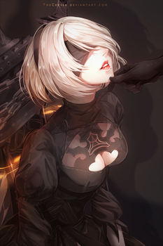 Nier by TheCecile