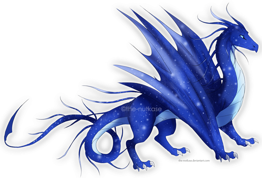 DQ Dragons: Fortuna by NutkaseCreates