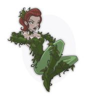 poison ivy by jimmymcwicked