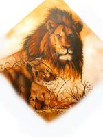 The Lion by goor