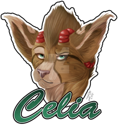 Celia by DarkSunshine92