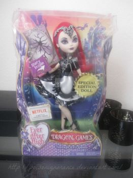 Ever After High - Mira Shards - Boxed by PoisonIgnorance