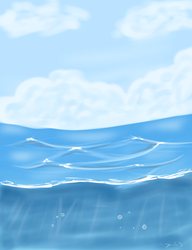 Day 10 - Ocean by kity29