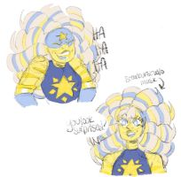 Starburst Doodles by shelbyecandraw