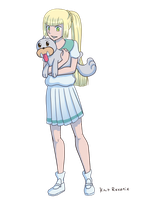 Lillie and Seel