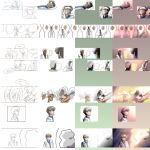 ZEROES PAGE 10 - Process step-by-step by Saber-Cow