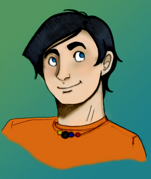 Perseus 'Percy' Jackson by UndeadPrincess