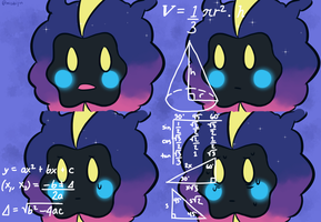 Cosmog Meme Thingy (read desc) by mizukijin