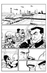 Clone Wars Prelude Pg 1 by Hodges-Art