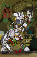 Zecora - Witch Doctor by Longren