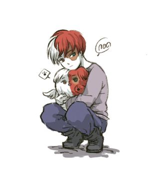 Todoroki Shoto - My hero academia by minibuddy