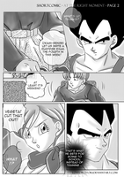 DBZ (VegBul): At the right Moment - Page 2 (NEW) by lovelykotori