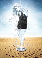 Water Hope by MP-Design