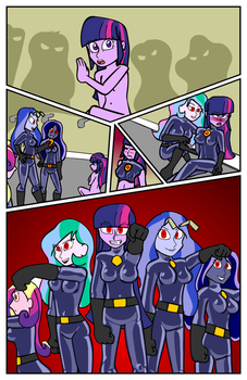 Twilight joins the Zofa Soldiers (End) by HypnoDreamSearcher
