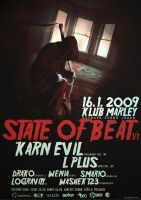 State of beat 6 by rawenien