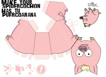 MAKE YOUR SPIDERCOCHON by youshinevh