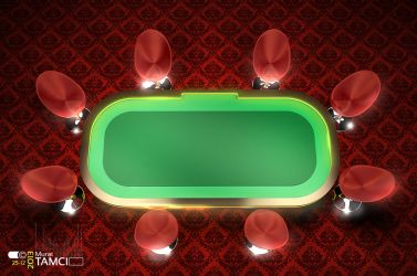 Poker Table by themt