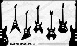 GuitarBrushes_V1 by wooyke